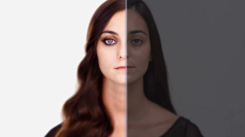 Vidéo buzz : Une jeune chanteuse dénonce Photoshop dans un clip choc