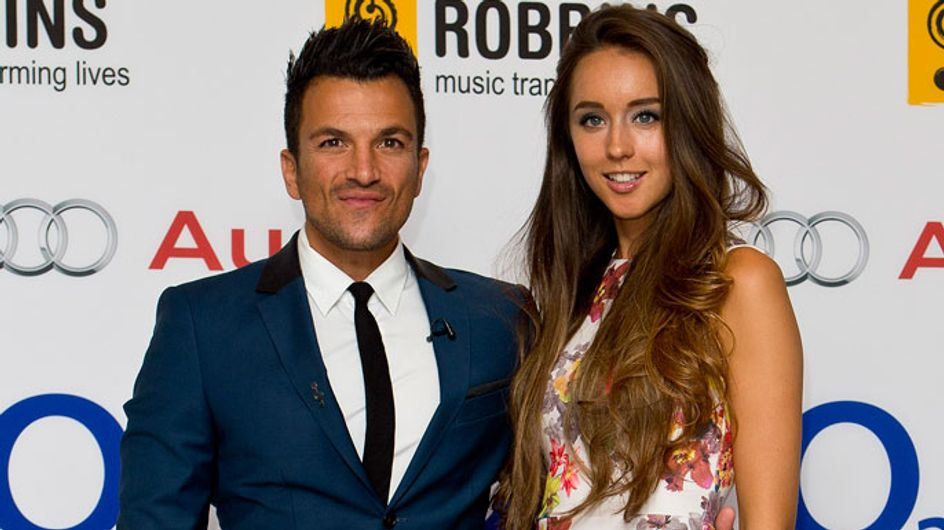Peter Andre and Emily MacDonagh are engaged!