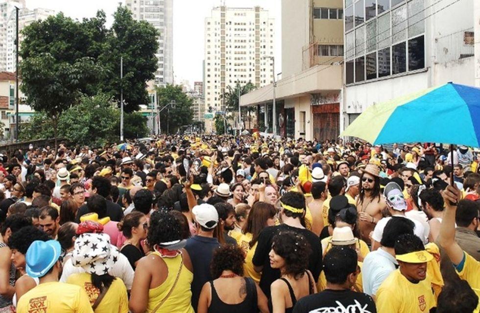 Agenda dos blocos de Carnaval 2014 em SP