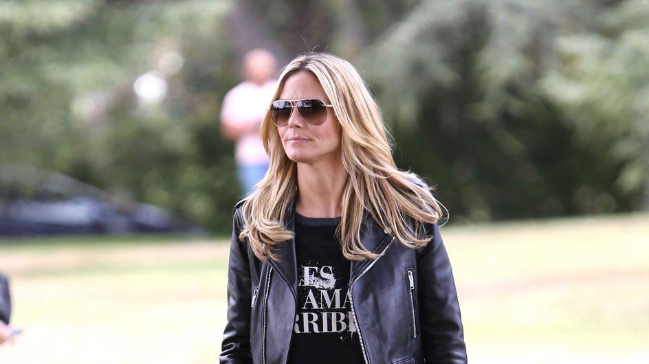 Heidi Klum : De nouveau célibataire