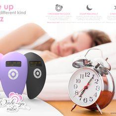 Wake Up Vibe : Le sextoy qui fait aussi réveil