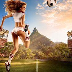 Sexy ou sexiste le calendrier de la Coupe du Monde 2014 ?