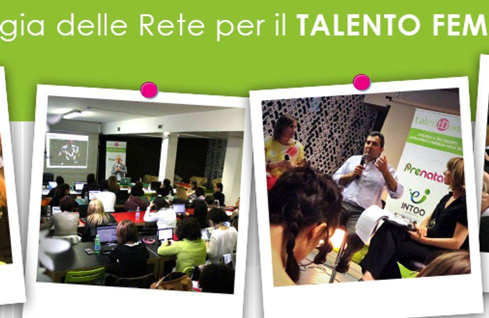Talent Donna parte da Torino