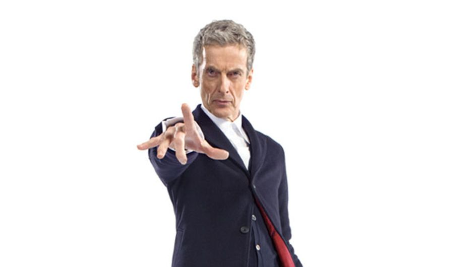 Peter Capaldi's Doctor Who costume has been revealed