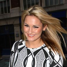 Sam Faiers was rushed to hospital from the Celebrity Big Brother house