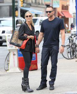 Heidi Klum e Martin Kristen
