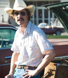 Matthew McConaughey dans Dallas Buyers Club