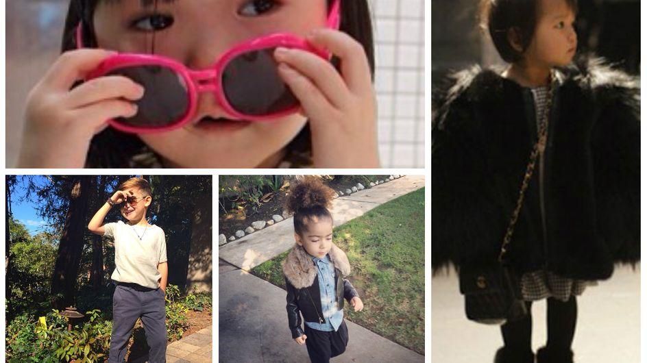 Mini fashionismo: as crianças estilosas do Instagram