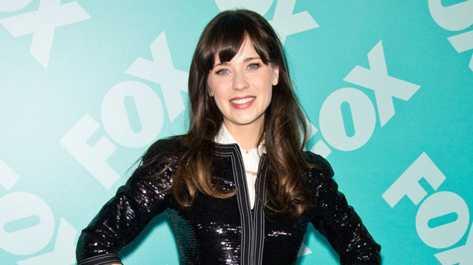 Zooey Deschanel's new day job? Designing dresses for Tommy Hilfiger!