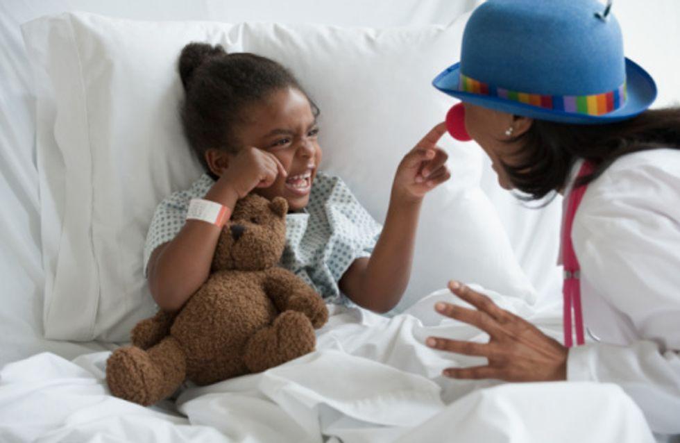 Acerca el Carnaval a 200 niños hospitalizados con la iniciativa Donde hay un disfraz, hay una sonrisa