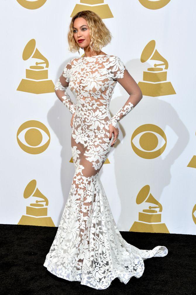 Beyoncé aux Grammy Awards 2014