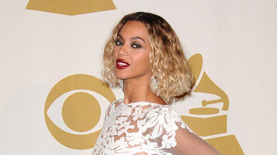 Beyoncé : Sa robe des Grammy Awards vaut de l'or