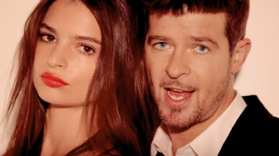 Robin Thicke's 'Blurred Lines' inspires all-female theatre show