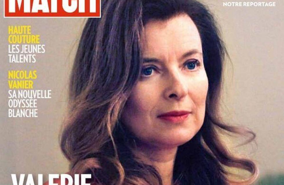 Valérie Trierweiler : Une rupture violente