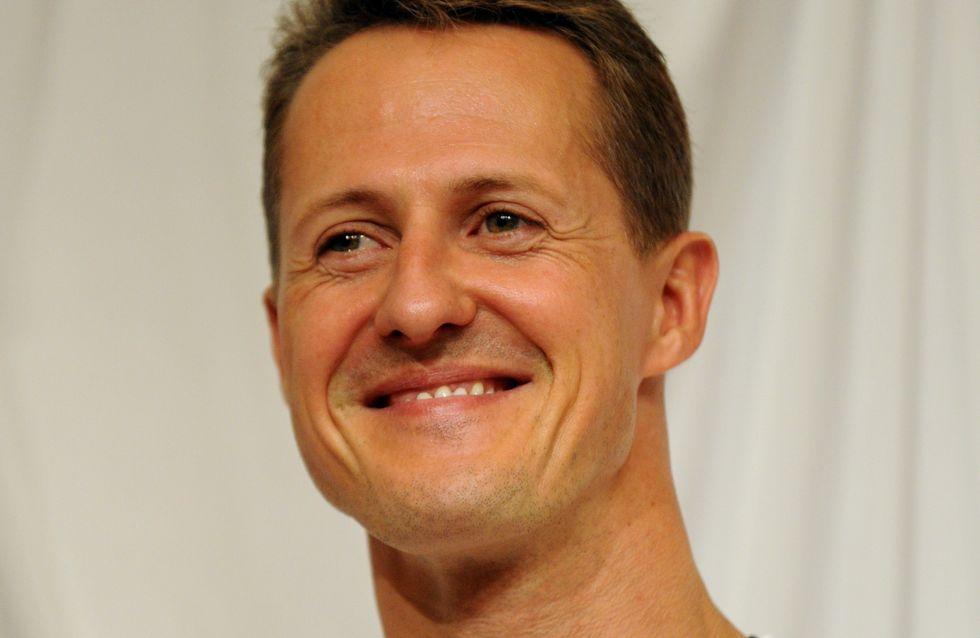 Michael Schumacher: Er hat mit den Augen geblinzelt!