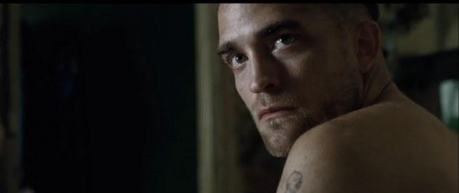 Robert Pattinson dans The Rover