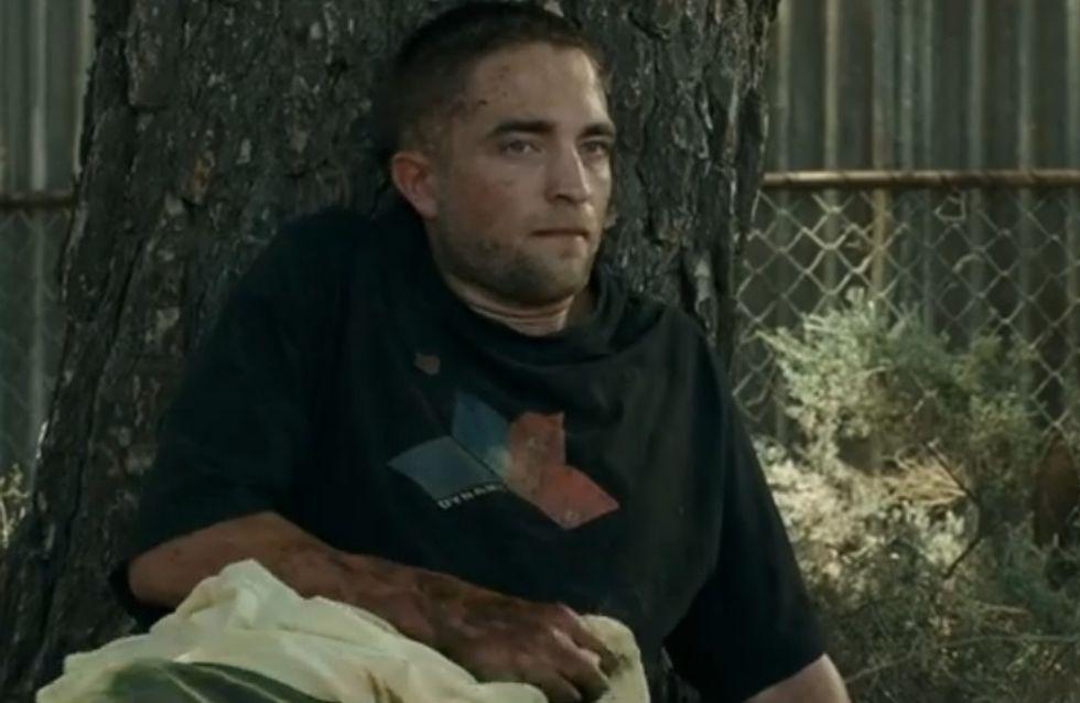 Robert Pattinson : Malmené dans The Rover (vidéo)