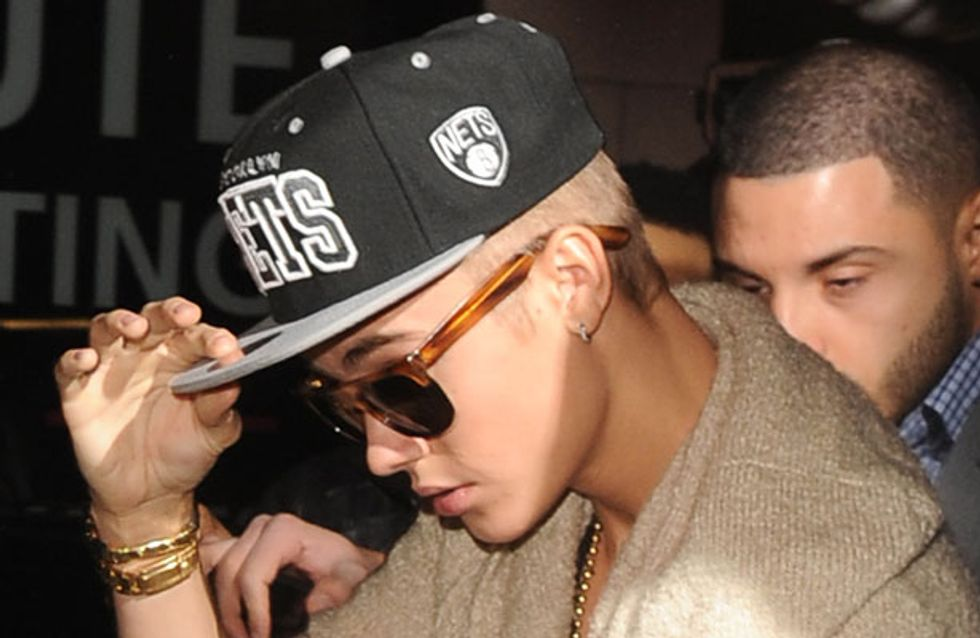 Justin Bieber charged with assault on limo driver