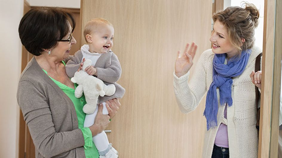The art of letting go: Tips for mums with separation anxiety