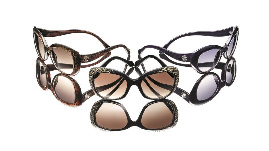 Así son las nuevas gafas de sol de Roberto Cavalli
