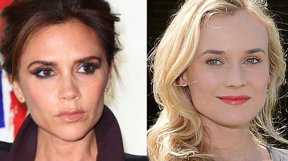 Victoria Beckham, Diane Kruger… Elles s'arrachent les bracelets Redline (Photos)