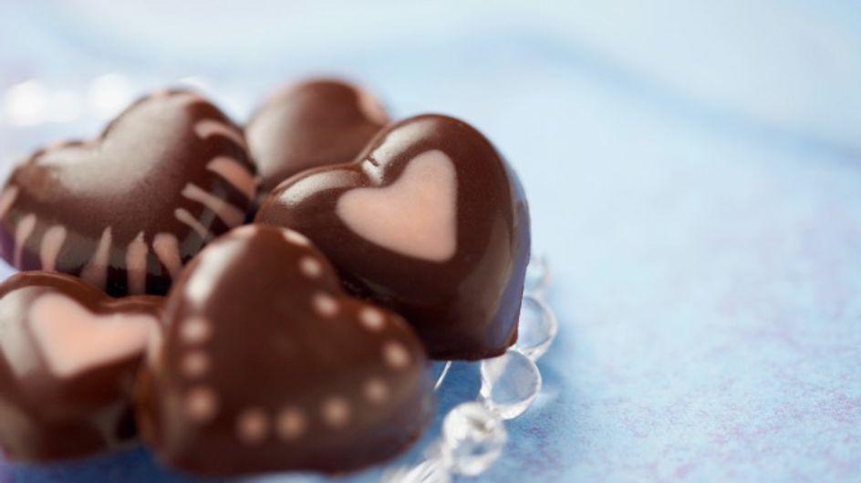 ¡Regala chocolate en San Valentín!