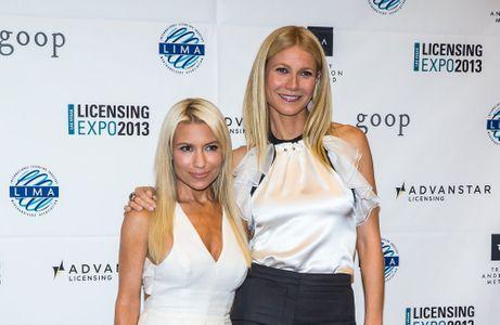 Gwyneth Paltrow und Tracy Anderson