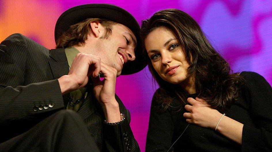 Is Mila Kunis pregnant with Ashton Kutcher's baby?