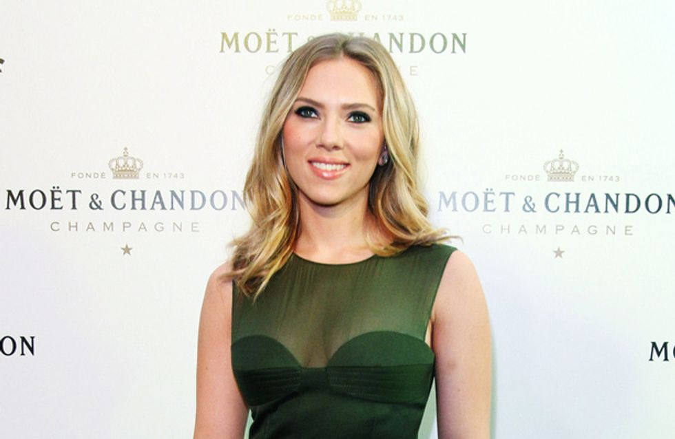 Scarlett Johansson steps down as Oxfam Ambassador in midst of SodaStream dispute