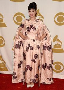 Katy Perry le 27 janvier 2014 à Los Angeles