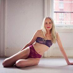 American Apparel : Leur nouveau mannequin lingerie a 62 ans