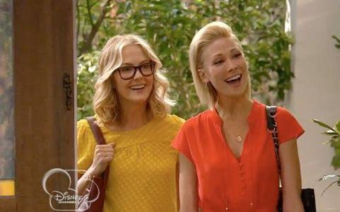 La coppia di mamme lesbiche presenti nel telefilm Good Luck Charlie