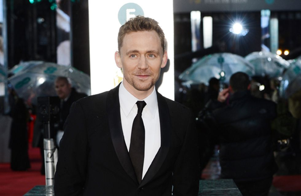 WATCH: Tom Hiddleston's Screen Test For Thor Is Both The Best and Worst Thing We Have Ever Seen