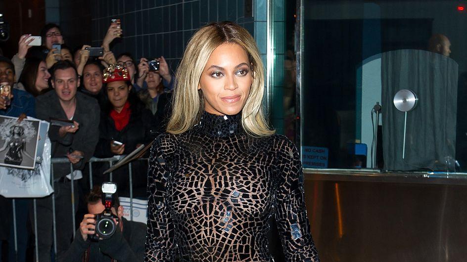 Beyoncé : Découvrez-la au saut du lit (photos)