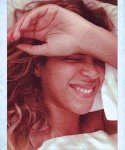 Beyoncé au réveil
