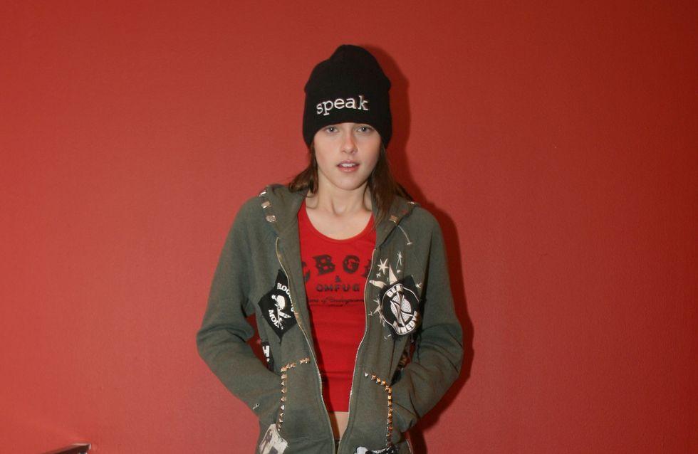 Kristen Stewart : Hallelujah, elle regrette ses fashion faux-pas