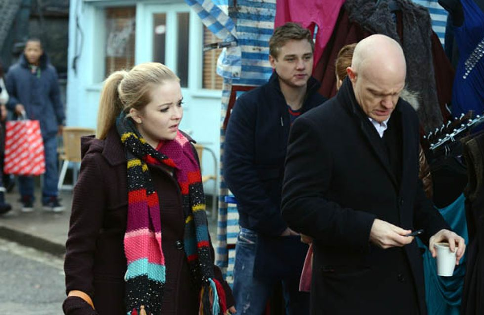 Eastenders 11/02 – Kat and Max discuss Stacey