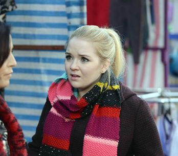 Eastenders 14/02 – Alfie grows suspicious of Max and Kat