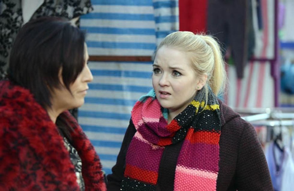 Eastenders 14/02 – Alfie grows suspicious of Max and Kat