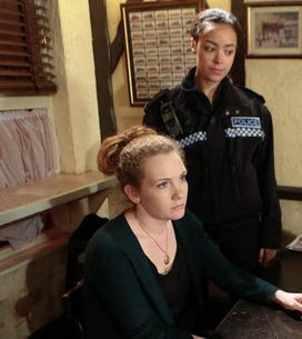 Coronation Street 10/02 – Disaster strikes at the café