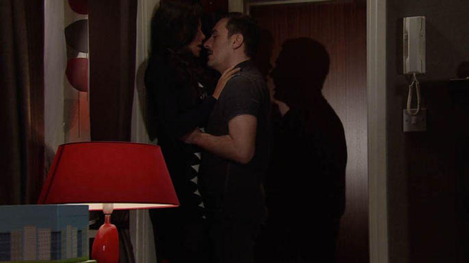 Coronation Street 14/02 – Tina puts Peter on the spot