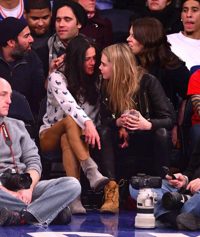 Michelle Rodriguez et Cara Delevingne en couple ?