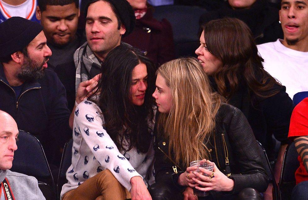 Cara Delevingne et Michelle Rodriguez : En couple or not ?