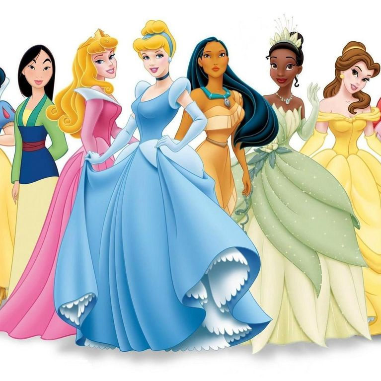 Disney Cartoon lesbienne sexe