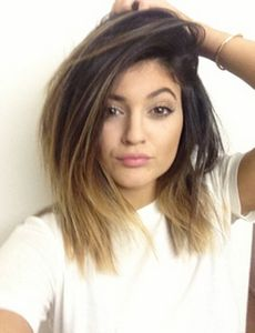 Kylie Jenner change de coiffure