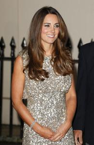 Kate Middleton en 2013