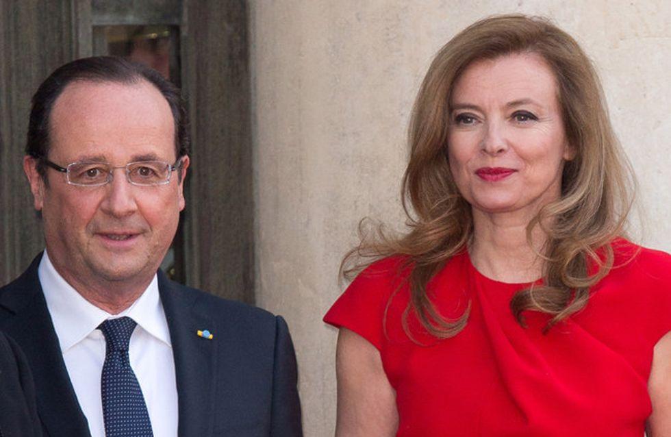Affaire Hollande/Gayet : Valérie Trierweiler pourrait écrire un livre