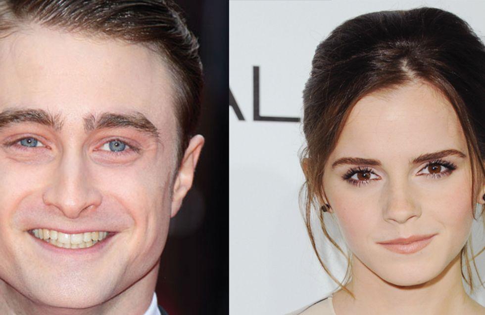 Emma Watson et Daniel Radcliffe auraient pu s'aimer