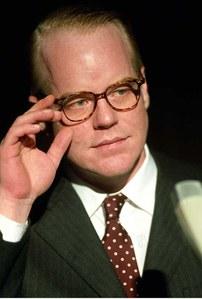 Philip Seymour Hoffman dans Truman Capote