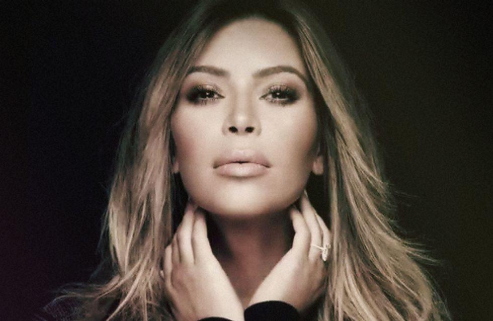 Kim Kardashian : Elle change encore de couleur (photos)